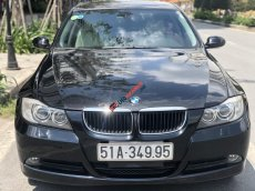 Bán BMW 3 Series năm 2007, màu đen, xe nhập, giá tốt 420triệu