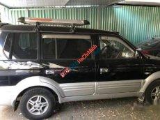 Cần bán gấp Mitsubishi Jolie 2.0 MPI đời 2005, màu đen