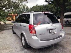 Cần bán xe Nissan Quest đời 2008, màu bạc, đăng ký lần đầu 2008