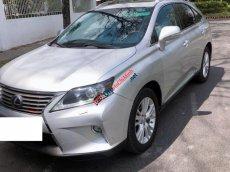 Cần bán xe Lexus RX 450H đời 2011, màu bạc, xe nhập Nhật