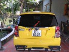 Cần bán gấp Kia Morning AT 2009, màu vàng