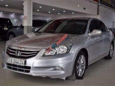 Bán Honda Accord 2.4 đời 2011, màu bạc, nhập khẩu, giá chỉ 650 triệu