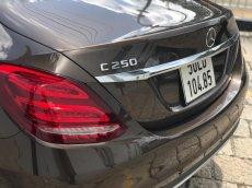 Bán Mercedes C250 2017 cũ, màu nâu, chỉ còn 1 xe duy nhất