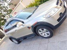 Gia đình cần bán xe Captiva 2008 LTZ, số tự động, màu vàng cát