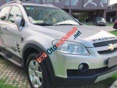 Cần bán gấp Chevrolet Captiva MT đời 2007, màu bạc