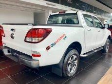 Bán Mazda BT 50 đời 2018, màu trắng, nhập khẩu Thái Lan, giá tốt