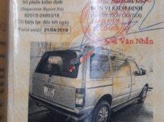 Cần bán gấp Dodge Caravan năm 1990, màu vàng, phun xăng điện tử