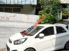 Cần bán xe Kia Morning 1.0 AT 2013, màu trắng