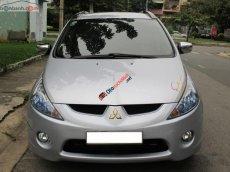Cần bán lại xe Mitsubishi Grandis 2.4Mivec 2008, màu bạc, giá tốt