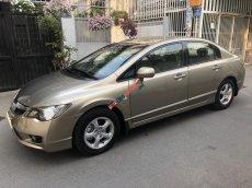 Cần bán xe Honda Civic 2010 số tự động, màu ghi vàng, BSTP