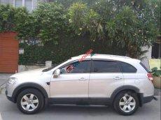 Cần bán xe Chevrolet Captiva MT đời 2009, màu bạc