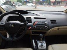 Bán Honda Civic 1.8AT 2009 màu xám bạc
