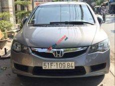 Cần bán gấp Honda Civic MT năm sản xuất 2010, màu xám, giá 355tr