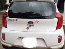 Cần bán gấp Kia Picanto S đời 2013, màu trắng số tự động, giá chỉ 287 triệu