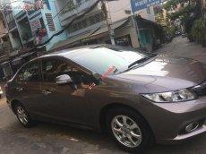 Bán Honda Civic 2012, màu nâu, giá cạnh tranh