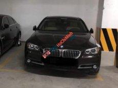 Bán BMW 520i đời 2014, màu đen, nhập khẩu