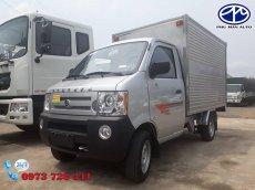 Xe tải nhẹ Dongben thùng kín tải 770kg siêu bền, siêu khỏe.