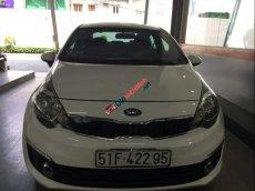 Bán xe Kia Rio MT sản xuất năm 2016, màu trắng, nhập khẩu nguyên chiếc giá cạnh tranh