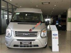 Bán Ford Transit đời 2019, màu bạc