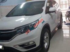 Bán Honda CR V 2.0 năm sản xuất 2015, màu trắng xe gia đình