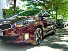 Bán xe Kia Rondo GATH đời 2016, màu đỏ, mua hãng 7/2017