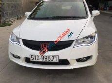 Bán Honda Civic 1.8 AT đời 2012, màu trắng, xe gia đình