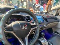 Bán Honda Civic 2.0 AT đời 2008, màu xám, xe gia đình