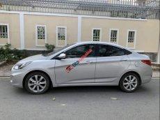 Cần bán Hyundai Accent đời 2011, màu bạc như mới giá cạnh tranh