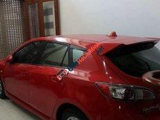 Bán Mazda 3 năm 2010, màu đỏ, nhập khẩu xe gia đình, giá tốt
