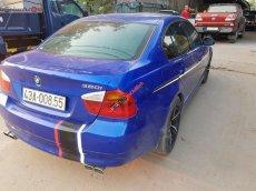 Bán BMW 320i màu xanh, đời 2007
