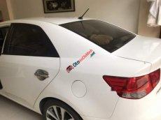 Cần bán lại xe Kia Forte 1.6MT đời 2011, màu trắng, nhập khẩu nguyên chiếc chính chủ, 370 triệu