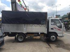 Bán xe tải JAC 2T4 - JAC 2 tấn 4 thùng mui bạt - bán trả góp