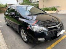 Cần bán xe Honda Civic 2.0AT đời 2008, màu đen, xe gia đình