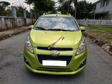 Nhà mình cần bán xe Spark LTZ 2015 phiên bản số tự động bản full
