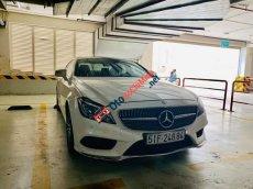 Cần bán gấp Mercedes-Benz CLS500 class đời 2015, màu trắng nhập khẩu