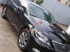 Cần bán Lexus LS 600HL đời 2008, màu đen, nhập khẩu ít sử dụng