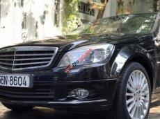 Bán Mercedes C250 năm sản xuất 2009, màu đen