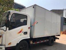 Gia đình cần bán xe tải Veam 2,4 tấn, máy dầu, sản xuất 2016, màu trắng