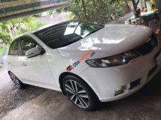 Bán Kia Forte 2013, màu trắng, xe gia đình, 439tr