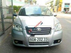 Cần bán xe Daewoo Gentra MT sản xuất 2010, màu bạc