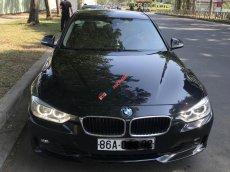 Bán BMW 320i đời 2014, màu đen, xe nhập