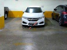 Cần bán xe Honda City 1.5 MT năm sản xuất 2016, màu trắng