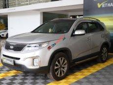 Bán Kia Sorento New 2.4AT năm sản xuất 2014, màu bạc