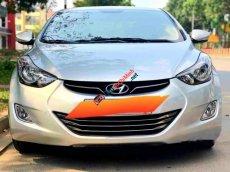 Bán Hyundai Elantra đời 2013, màu bạc, xe nhập