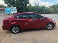 Bán Kia Rio 2015 màu đỏ tự động, xe chính chủ rất mới