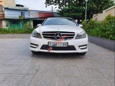 Bán Mercedes C200 đời 2013, màu trắng chính chủ