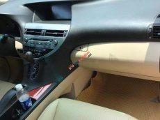 Bán xe Lexus RX 450h đời 2010, màu đỏ, nhập khẩu