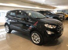 Bán Ford Ecosport Titanium 2018 đi 4 000 km, xe bán tại hãng Ford, hỗ trợ trả góp ngân hàng