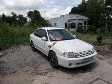 Cần bán lại xe Kia Spectra sản xuất năm 2004, màu trắng, nhập khẩu nguyên chiếc