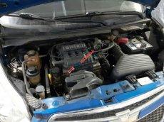 Cần bán lại xe Chevrolet Spark LT sản xuất 2011, màu xanh lam chính chủ